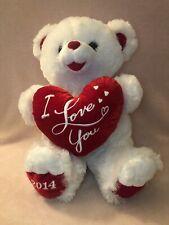 """2014 Dan Dee Sweetheart Teddy - 15"""""""