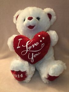 2014 Dan Dee Sweetheart Teddy - 15""