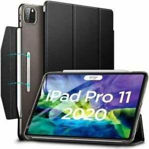 """ESR Yippee Trifold Smart Case Cover for iPad Pro 11"""" 2018 and 2020 Black"""