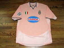 Buffon Juventus Shirt Maillot Maglia Jersey Player Issue Match Un Worn Code 7 CL