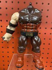New listing Marvel Legends X-Men Wave Juggernaut Baf Almost Complete Missing Head Left Arm