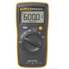 Nouveau Fluke 101 Basic de poche et facilement transporté Multimètre numérique CAT III 600 V