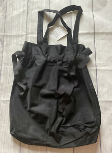 NWT Lululemon Easy As Sunday Tote Bag BLK Black