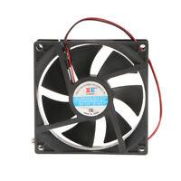92mm 12V Ordinateur secteur / PC / CPU Ventilateur silencieux Fan