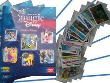Panini DISNEY SHARE IN THE MAGIC Complete Full Sticker Set + Album ARGOS Topps