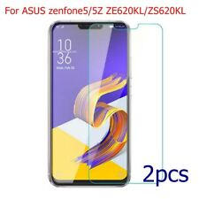 2pc Tempered Glass Screen Protector Film For ASUS zenfone5/5Z ZE620KL/ZS620KL