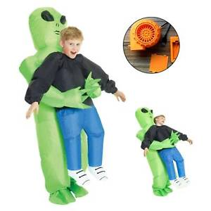 Adult Inflatable Dress Halloween Fancy inflatable costume Party Alien Night