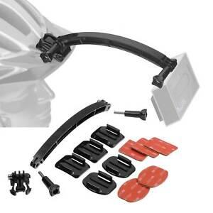 Extender Verlängerung Helm Halter Selfie Adapter f QUMOX Actioncam SJ4000