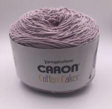 Caron Cotton Cakes Yarn Lilac Color 8.8oz 250g 530 Yards