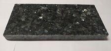 "Granite Slab Custom Cut 11 7/8"" * 5 1/2 * 1 1/8 Leather Craft Surface (As Is)"