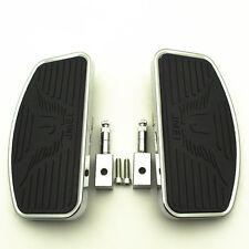 Front Rider Floorboards for Honda Shadow Aero VT400 750 97-03