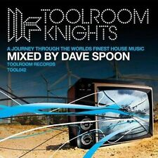 Dave Spoon - Toolroom Knights - 2CD MIXED - HOUSE TECH HOUSE - ELECTRO