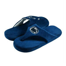 NWT Penn State Nittany Lions Comfy Flop Sandal Slippers by Comfy Feet - Small