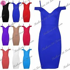 Unbranded Women's Sleeveless Strappy, Spaghetti Strap Dresses