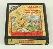 Atari 2600 game Big Birds Egg Catch Tested and Working
