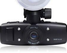 GPS HD DVR DASH CAM Track On Google Maps 1080P 120° Wide Angle—Vehicle Black Box