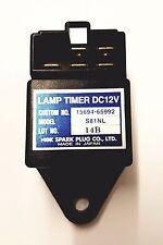 Terex Benford Glow Plug Lamp Timer for HD Skip Loader Dumpers Kubota 15694-65992