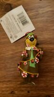 Hanna Barbera Yogi Bear Christmas Ornament Kurt Adler NEW