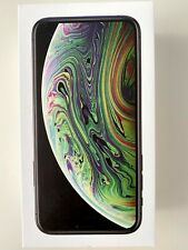 Apple iPhone XS 256GB Space Grey - Full Working Order - Cracked Back - Unlocked