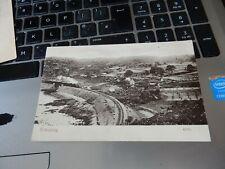 More details for postcard  p8 b19  erbusaig & train   kyle of lochalsh  railway
