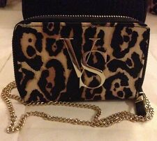 1 Victoria's Secret NEW Clutch Iphone 5, 5s, 5c Crossbody Purse Wallet Bag