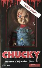"""Limited Edition Child's Play CHUCKY SCARRED 15"""" TALKING GOOD GUY DOLL"""