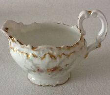 Vintage French Limoges Porcelain Creamer J McD & S