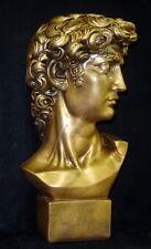 Michelangelo David Greek Sculpture Classic Art Replica