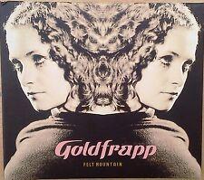 Goldfrapp - Felt Mountain [Digipak] (CD 2000)