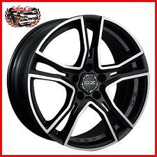 "Cerchio in lega OZ Adrenalina Matt Black+Diamond Cut 17"" Alfa Romeo 147"
