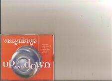 VENGABOYS UP AND DOWN CD SINGLE 1998 DANCE
