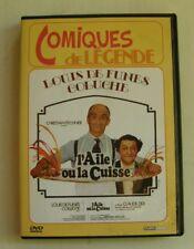 DVD L'AILE OU LA CUISSE - Louis DE FUNES / COLUCHE - Claude ZIDI
