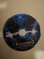 DVD IL TAGLIAERBE 2 CYBERSPACE L'incubo non è finito Senza custodia!!