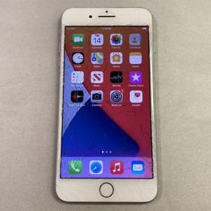 Apple iPhone 7+ - 32GB - Silver (Unlocked) (Read Description) CA1184