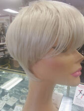 Womens Tangle Free Kanekalon Hair Blonde Bob Wig#1