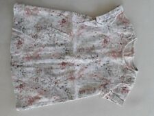 Robe Zara 18-24 mois Creme Rose