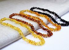 Amber Teething necklace/ Amber necklace/ Baby Amber Necklace/ Baltic Amber/