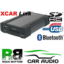 Audi A2 2006 On Car Stereo USB SD AUX In iPod Interface Adaptor & BT Option