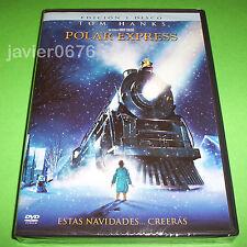 POLAR EXPRESS DVD NUEVO Y PRECINTADO