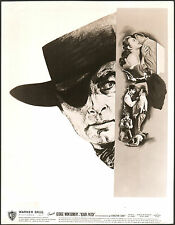 GEORGE MONTGOMERY in BLACK PATCH - ORIGINAL PHOTO FOTOGRAFIA WARNER BROS 1957