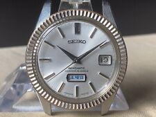 Vintage SEIKO Automatic Watch/ SEIKOMATIC 6206-8080 26J SS 1966