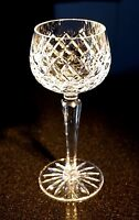Beautiful Bohemia Crystal Wine Hock