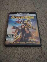 Transformers: Bumblebee 4K Ultra HD Blu-ray Disc