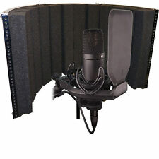 Rode NT1 Condenser Bundle with Sound Reflection Screen Vocal Recording Booth