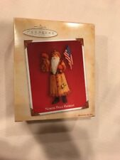 Hallmark Keepsake Ornament North Pole Patriot 2004