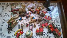 Konvolut Weihnachten Deko Figuren