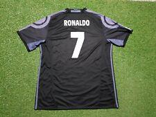 Real Madrid Trikot XL 2016 2017 Adidas Shirt Jersey Fly Emirates Ronaldo