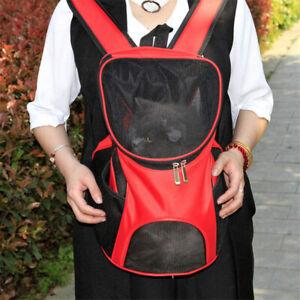 UK Washable Dog Mesh Bag Pet Travel Bag Space Capsule Pet Carrier Backpack