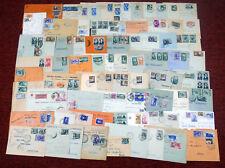 Repubblica - Storia Postale - Lotto di 75 buste - Alto valore  - ASTA !!!!!!!!