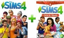 ✔The Sims 4 + Cats and Dogs [Digital Download Account] PC/MAC | MULTILANGUAGE| ✔